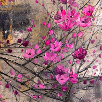 plum blossoms oil painting huge canvas art