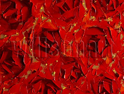 red rose oil painting 24x24inches